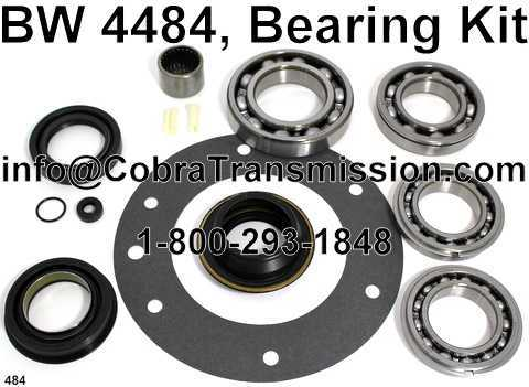 BW4484 Bearing Kit