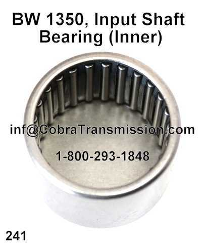 BW 1350, Input Shaft Bearing (Inner)
