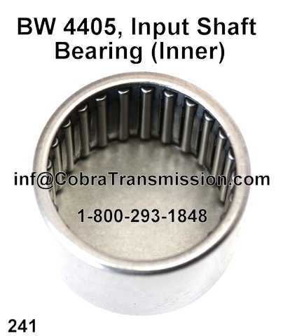 BW 4405, Input Shaft Bearing