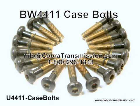 BW4411 Case Bolts (Good - Used)
