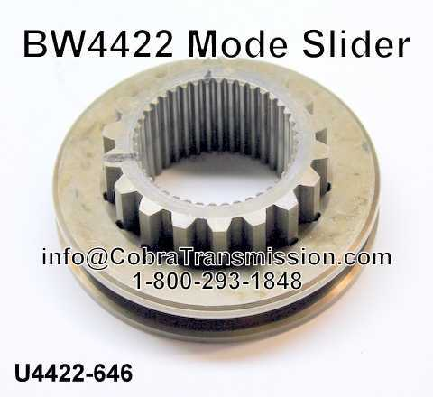 BW4422 Mode Slider