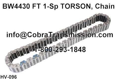 BW4430 FT 1-Sp TORSON, Chain