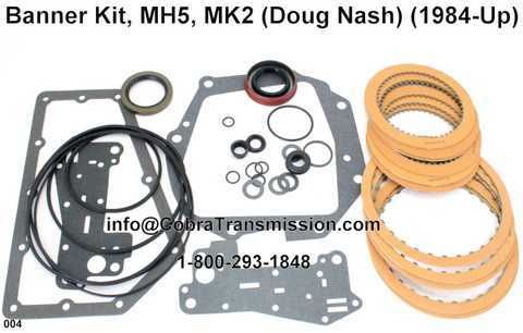 Banner Kit, MH5, MK2 (Doug Nash) (1984-Up)