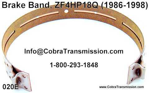 Brake Band, ZF4HP18Q
