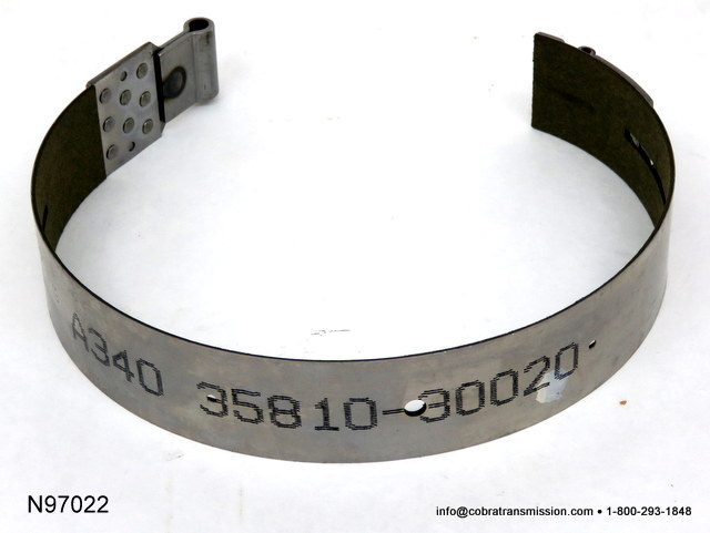 Brake Band, Toyota A350 Series