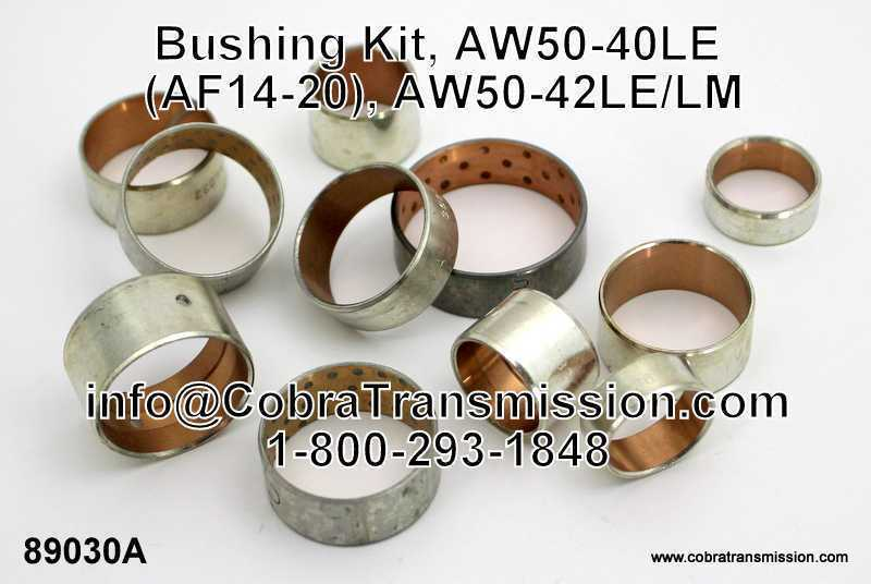 Bushing Kit, AW50-40LE (AF14-20), AW50-42LE/LM