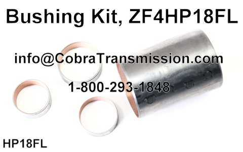 Bushing Kit, ZF4HP18FL