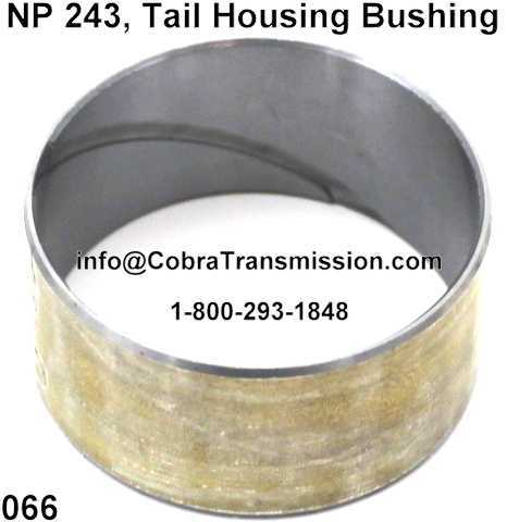 NP 243, Tail Housing Bushing