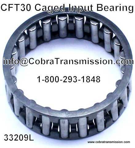 CFT30 Caged Input Bearing