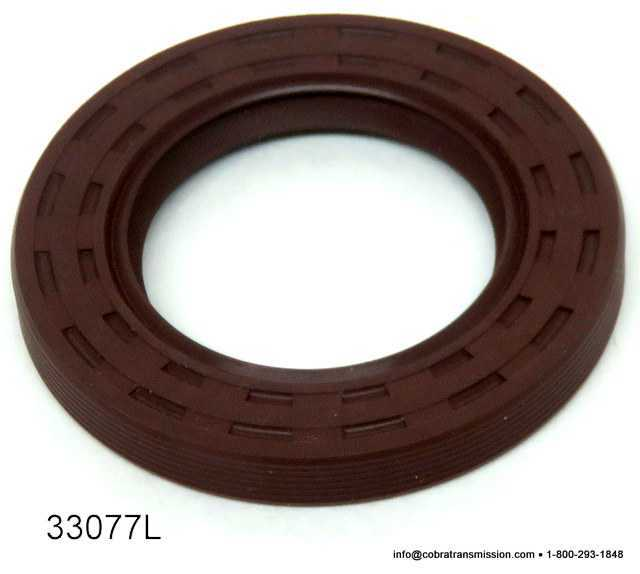 CFT30 Metal Clad Seal, Left Axle