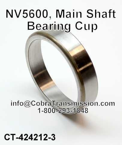 NV5600, Main Shaft Bearing Cup