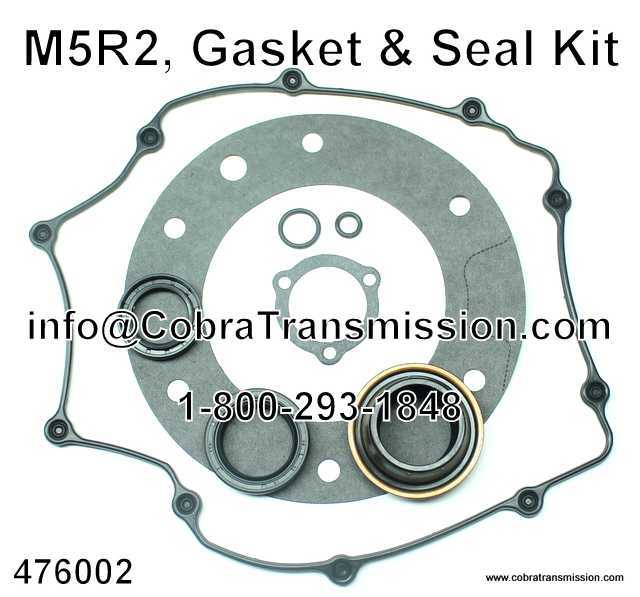 M5R2, Gasket & Seal Kit
