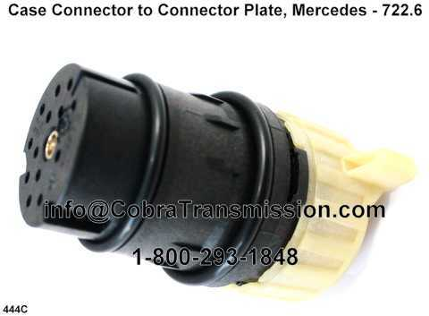 Case Connector to Connector Plate, Mercedes - 722.6