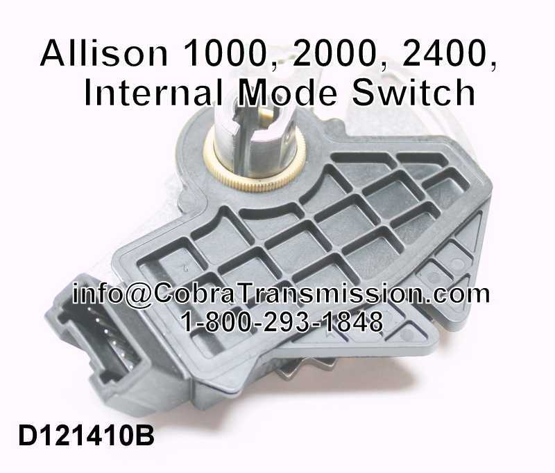 D121410B allison 1000, 2000, 2400, wiring harness assembly [d121446b allison transmission external wiring harness at n-0.co