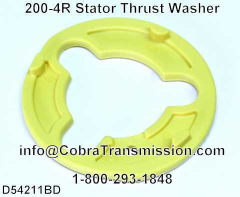 200-4R Stator Thrust Washer
