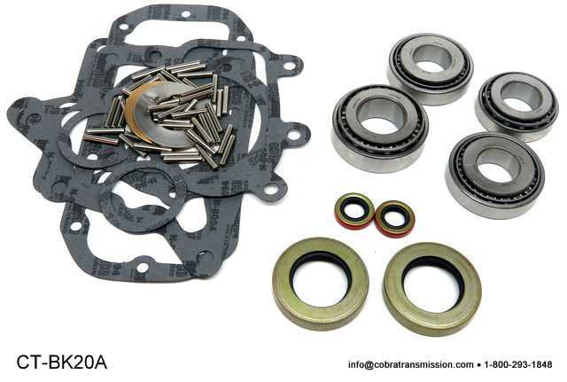 Dana 20, Bearing Kit