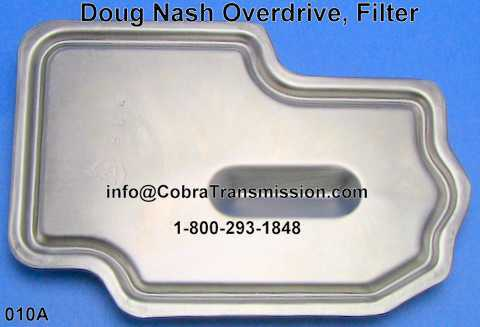 Doug Nash Overdrive Filter
