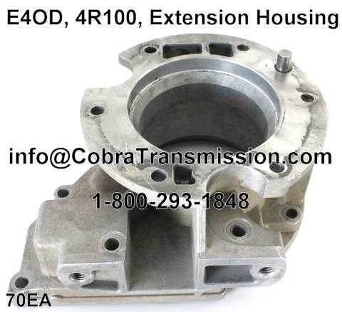 E4OD Extension Housing