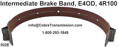 Intermediate Brake Band, E4OD, 4R100