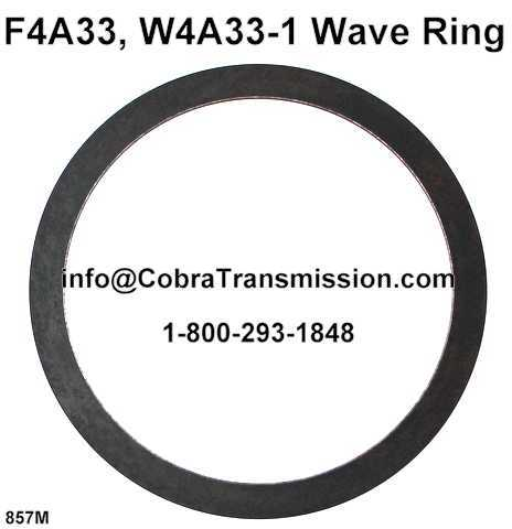 F4A33, W4A33-1 Wave Ring