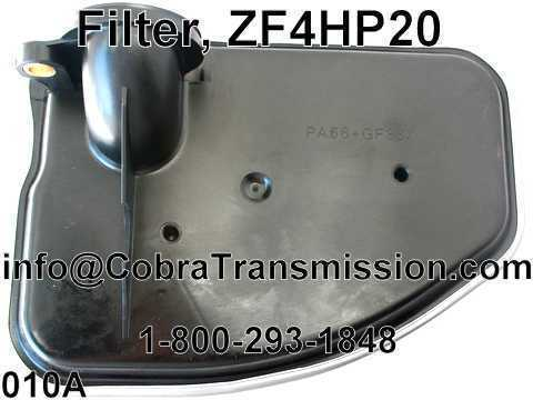 Filter, ZF4HP20