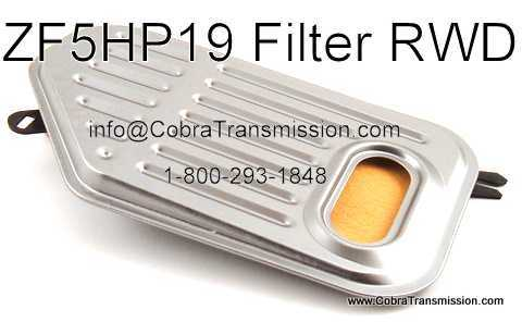 Filter, ZF5HP19