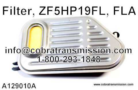 Filter, ZF5HP19FL, FLA