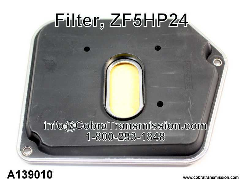Filter, ZF5HP24