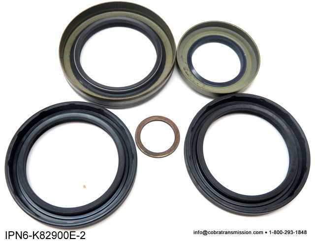 CFT30 Transfer Case Seal Kit