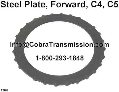 Steel Plate, Forward, C4, C5