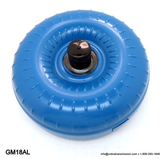 TH-700-R4, 4L60, 4L60E, 4L65E Torque Converter, Lock Up