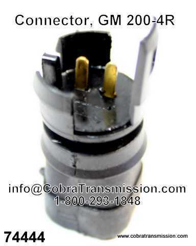 Connector, GM 200-4R