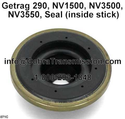 Getrag 290, NV1500, NV3500, NV3550, Shifter Assembly