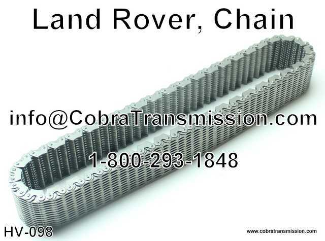 Land Rover, Chain
