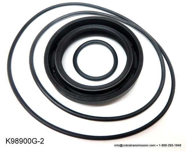 Honda MRVA Transfer Case Seal Kit