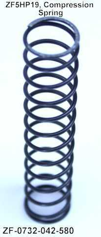 ZF5HP19, Compression Spring