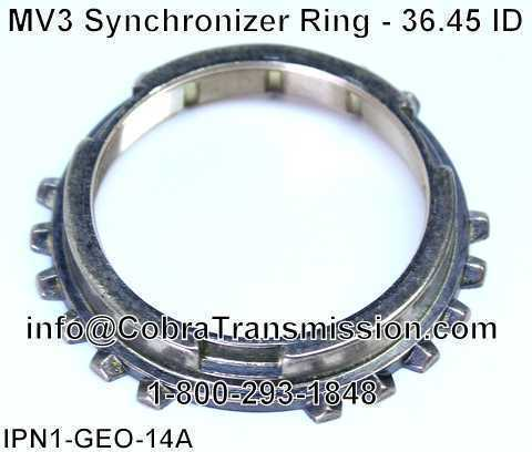 MV3 Synchronizer Ring - 5th Gear