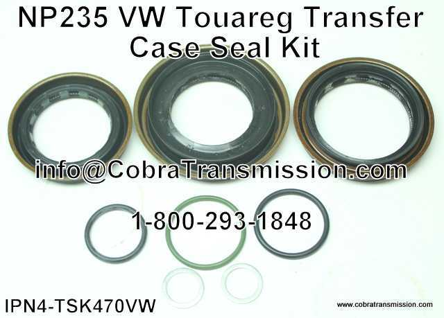 NP235 VW Touareg Transfer Case Seal Kit