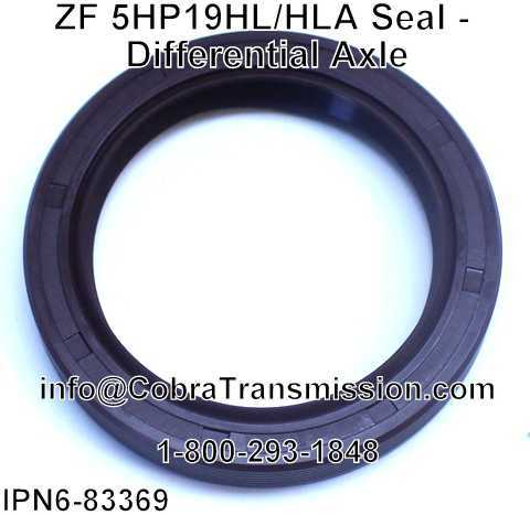 ZF 5HP19HL/HLA Seal - Differential Axle