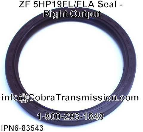 ZF 5HP19FL/FLA Seal - Right Output