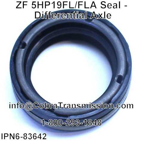 ZF 5HP19FL/FLA Seal - Differential Axle