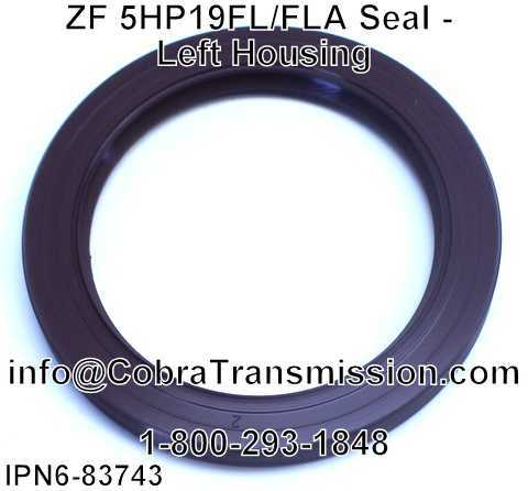 ZF 5HP19FL/FLA Seal - Left Housing