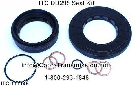 ITC DD295 Seal Kit
