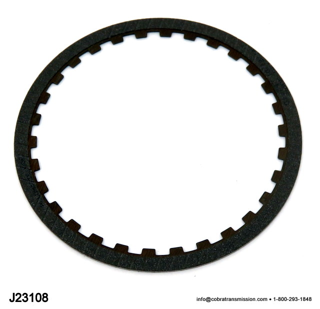 JF506E, Friction Plate, Low