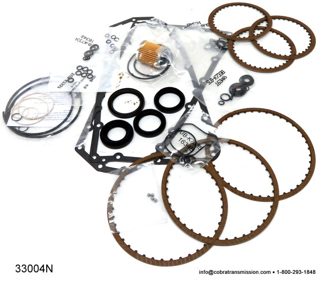 Jatco Transmission Kits And Parts