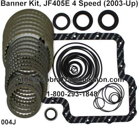 Banner Kit, JF405E 4 Speed (2003-Up)
