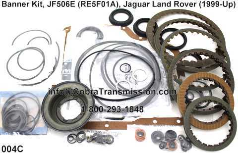 Banner Kit, JF506E (RE5F01A), Jaguar Land Rover (1999-Up)
