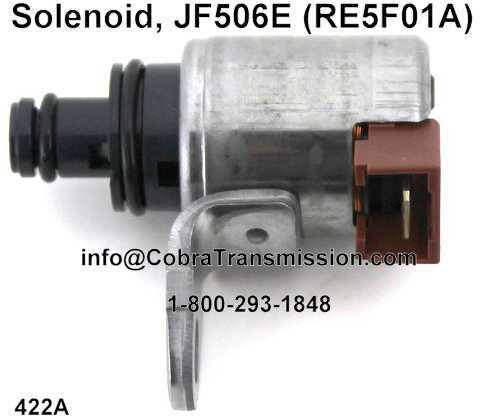 JF506 E RE5F01A Shift B Solenoid solenoid, sensor , cobra transmission Wire Harness Assembly at nearapp.co