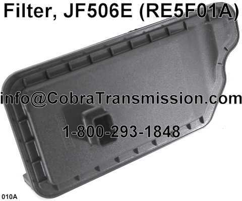 JF506E / 09A Filter - VW