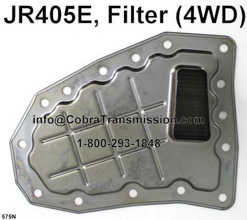 JR405E Transmission Filter (4WD)